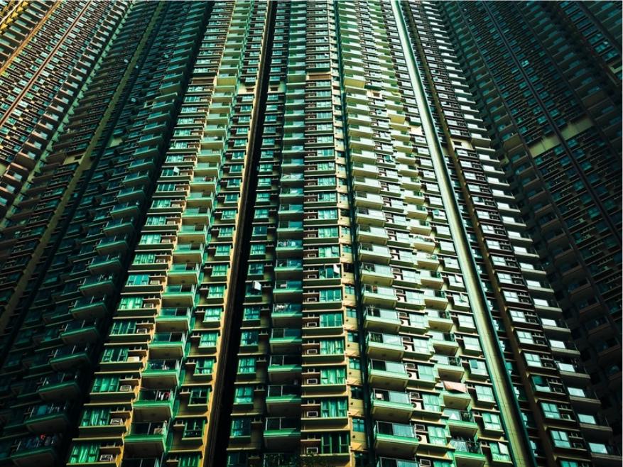 المنشآت المعمارية في العصر الحديث