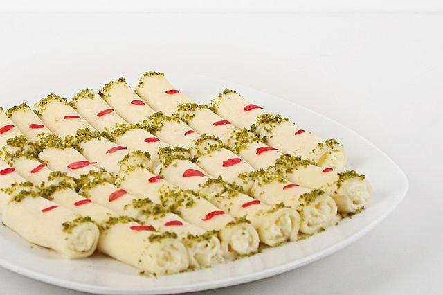 طريقة تحضير حلاوة الجبن السورية في المنزل