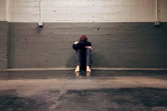 لعنة الاكتئاب!