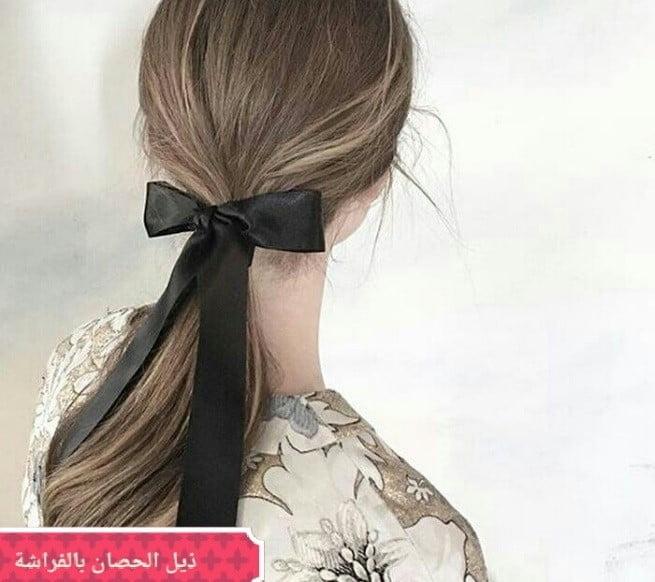 تسريحات شعر بسيطة ورائجة للفتيات