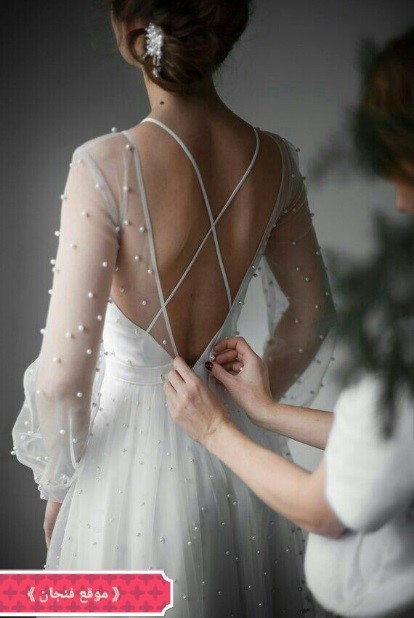 أحدث صيحات فساتين الزفاف لعام 2020