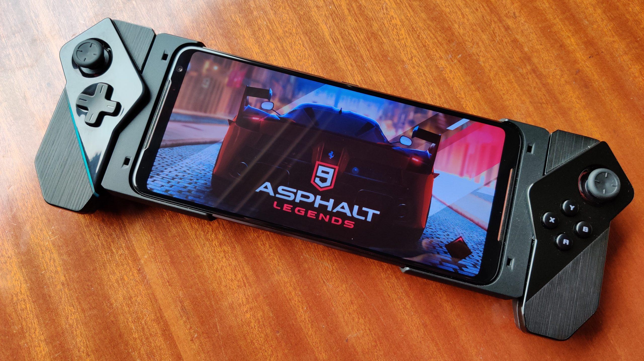 أفضل الهواتف الذكية للألعاب الالكترونية 2020