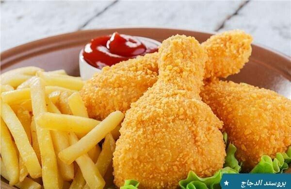 طريقة تحضير بروستد الدجاج