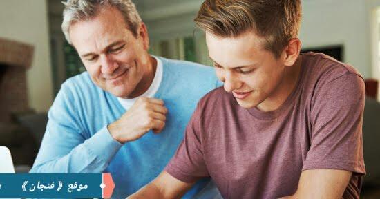 يُعاني المراهقين منَ القلق المُنخفض في التعلم عن بعد