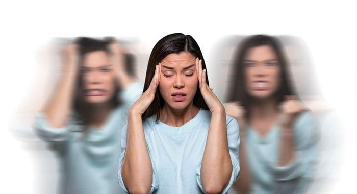 أعراض اضطراب الهوس