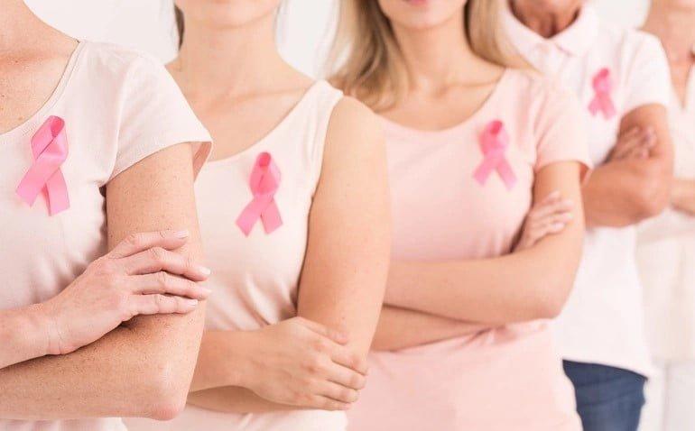 سرطان الثدي عند النساء