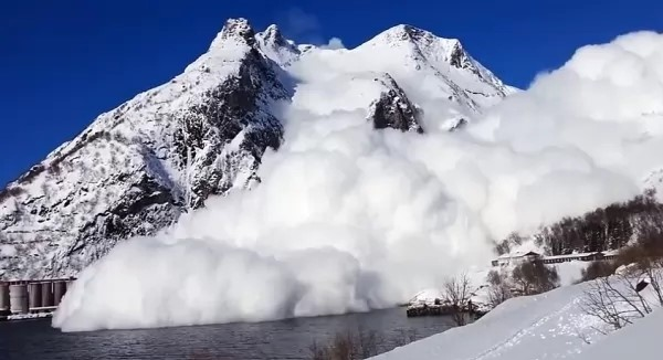 الانهيارات الثلجية