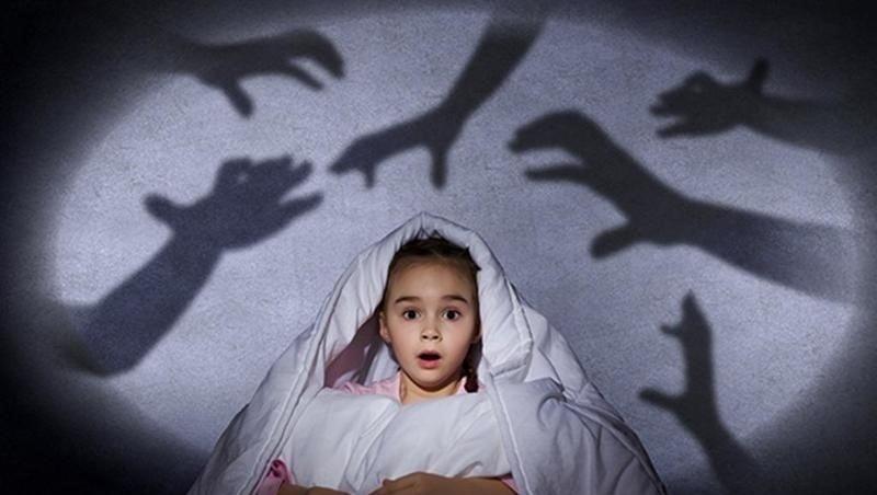 التعامل مع الطفل الخائف