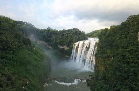 شلالات هوانج جوشو - أجمل 10 شلالات