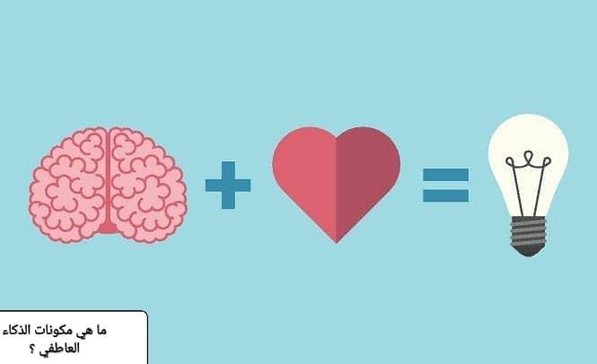مكونات للذكاء العاطفي