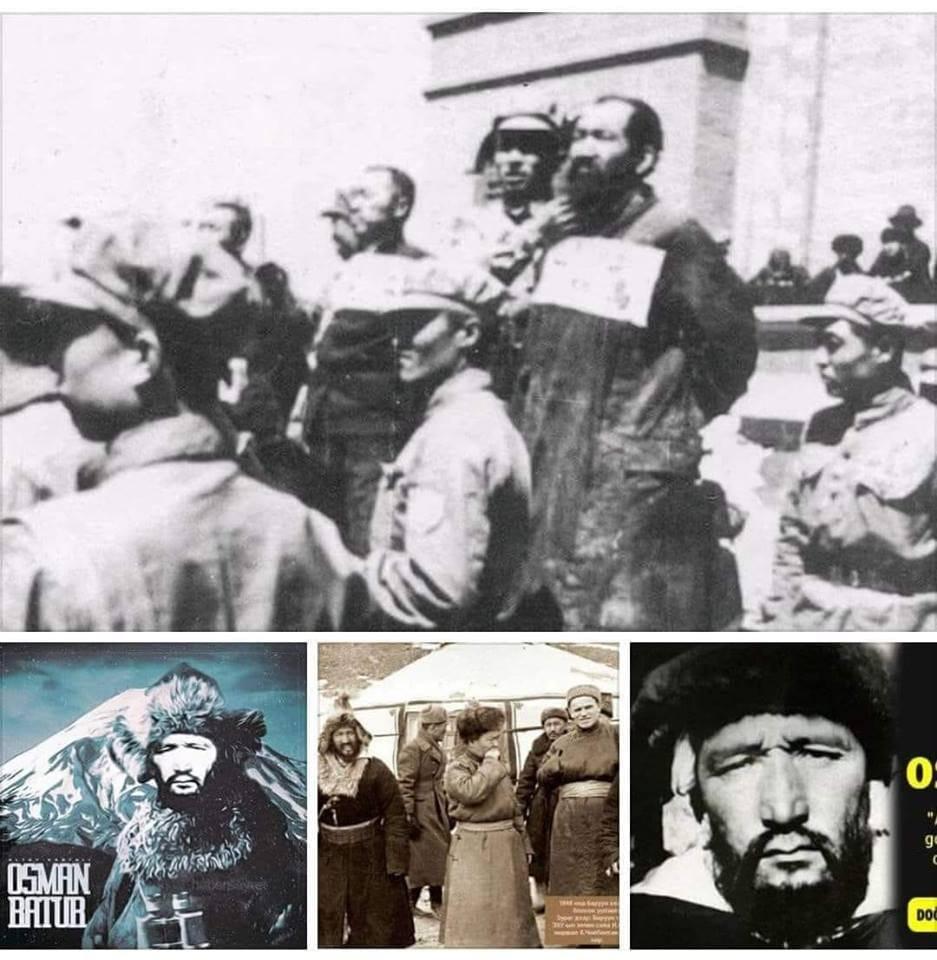 البطل الشهيد عثمان باتور