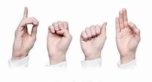 أهمية لغة الإشارة