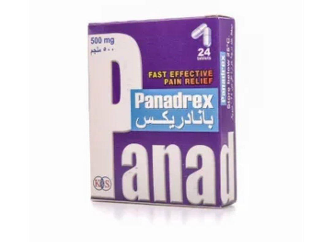 بانادريكس لتسكين الألم Panadrex