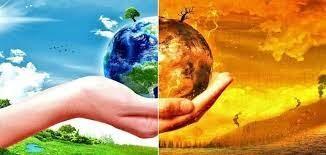 بحث عن الاحتباس الحراري