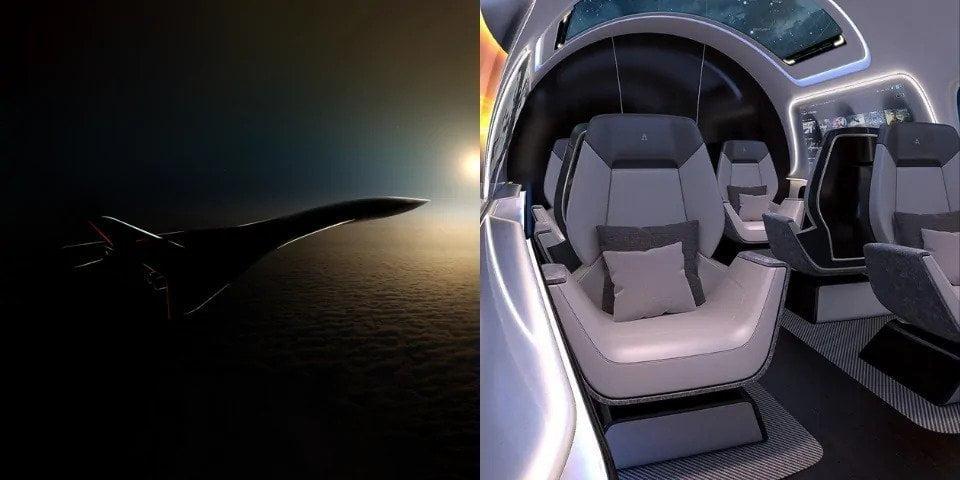 ناسا تصنع طائرة تجارية