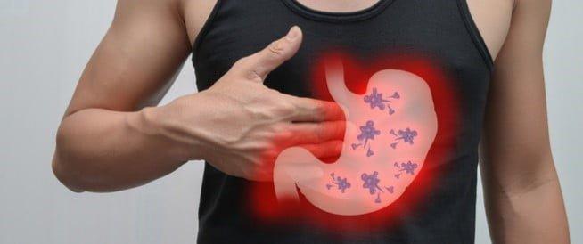 أعراض جرثومة المعدة وعلاجها
